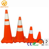 高い反射シートの交通安全PVC円錐形