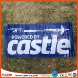 Publicidade exterior exibir o banner de Pavilhão