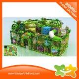 Maison de jeux intérieur des forêts de l'équipement de terrain de jeux pour enfants