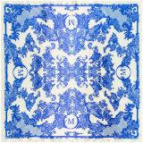 100% coton Harely crâne Bandana /Paisley mouchoir/ Logo Customed Bandana