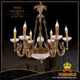 Европейский латунные Дом Декор настенный светильник (ТБ-0864-1)