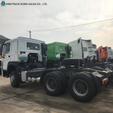 HOWO Precedes Mover 10 Wheeler Commercial Diesel Tractor Truck Dirty