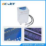 Verfalldatum Doppel-Kopf kontinuierlicher Tintenstrahl-Drucker für das Verpacken der Lebensmittel (EC-JET910)