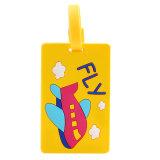 Gepäck-Marken-Koffer-Marken-Adressen-Etikett Identifikation-Kennsatz-Feiertags-Arbeitsweg personifiziertes Marken-sicheres Arbeitsweg-Koffer Identifikation-Gepäck (YB-t-002)