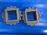 Modulaire Riem van het Type van Hairise de Blauwe Vlakke met Materiaal POM