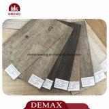 Plancher en bois de vinyle de PVC des graines pour le bureau/centre commercial