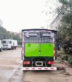 4X2 de Straatveger van Samll van de Vrachtwagen van de Veger van de Straat van Foton 3tons voor Verkoop