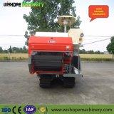 зерноуборочный комбайн для уборки риса Иран 100HP мощность двигателя на продажу