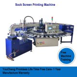 Stampatrice automatica dello schermo del calzino per silicone