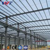 Высокая Qualtity легко построить стальной конструкции ангара/практикум/склад с помощью крана