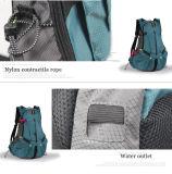 도매 27L 두 배 어깨 옥외 파란 회색 순환 책가방
