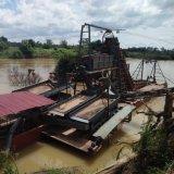 De Gouden Baggermachine van de Emmer van de Ketting van het Schip van China voor Verkoop