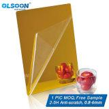 Olsoon passte Hauptwand-Spiegel-dekorativen acrylsauerspiegel an
