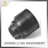 Precisie CNC die de Delen van het Geval van het Aluminium voor de LEIDENE Toebehoren van de Verlichting machinaal bewerken