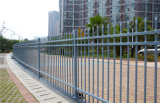 Garantie résidentielle industrielle grise élégante clôturant 15-7