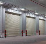 Beveilig de Snelle Harde Industriële Commerciële Rolling Deur van het Aluminium