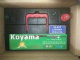 Pila secondaria dell'automobile di Koyama Bci24-475 12V 60ah