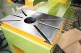 prensa eléctrica de 160 toneladas de metal perforado el agujero y máquina de estampación
