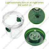 Giardino che appende la presa alimentata solare UV della vespa del LED