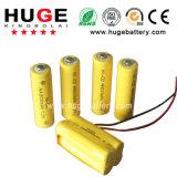 1.2V AA 800mAhのNICD電池