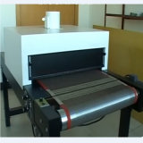 A Tinta de impressão de solidificação Têxteis Heat-Set Forno Túnel de infravermelho para T-shirt