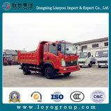Sinotruk Cdw 16 톤 판매를 위한 소형 덤프 트럭