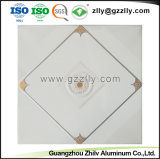 Venda directa de material de construção de fábrica Forro de alumínio com a norma ISO9001