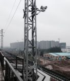 780m menschliche Befund-Wärmebildgebung PTZ CCDcctv-Kamera (SHJ-TA3250)