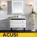 Moderne Art an der Wand befestigte Belüftung-Badezimmer-Eitelkeit (ACS1-L39)