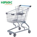Het gehandicapte Boodschappenwagentje van de Supermarkt van de Kar voor Gehandicapten