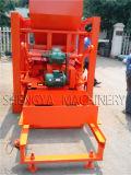 Marque de Shengya complètement automatique/bloc semi-automatique faisant la machine Qtj4-26c