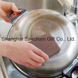 Reinigungs-Schwamm-Auflage-Fleckenentferner-störrischer Radiergummi-Küche-Reinigungsmittel-Schwamm