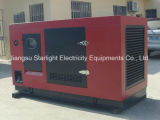 Elektrischer leiser Dieselgenerator mit 250kw Cummins Engine