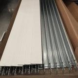 Flache galvanisierte Stahldecken-Fliese-Rasterfeld-Aufhängungen