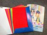 Leuchtstoffpapier der Farben-A4