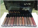 Nyx estilo más reciente el 24 de Color mate Lipgloss lencería de labios mate