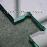 A elevada resistência à compressão da placa de corte de vidro