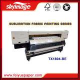 imprimante à jet d'encre de 1.8m Oric avec quatre 5113 têtes d'impression