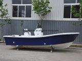 Barca di pesca professionale della barca di passeggero della vetroresina di Liya 19feet da vendere Malesia