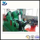 Esquileo hidráulico del cocodrilo de los esquileos de la chatarra de Pprice de la fábrica de China/cortadora de acero inútil del tubo