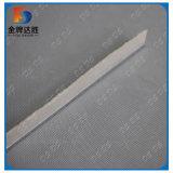 O alumínio tem proteção contra a vedação inferior de porta escova