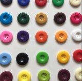 Botón plástico colorido