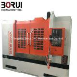 Il centro di lavorazione Vmc850 di CNC di marca di Borui ha usato la vendita della macchina Vmc