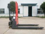 De Chinese Vrachtwagen van de Pallet van de Leverancier Kleine Semi Elektrische met Ce- Certificaat