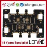 Высокочастотный PCB монтажной платы для электронной связи