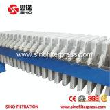 PP Mamual pequeño filtro de Ingeniería Química de la máquina de prensa