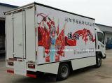 Sinotruk 30 mètres carrés d'étape de camion de performance avec l'écran de DEL