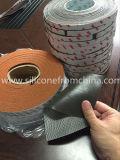 Ruban adhésif de mousse en caoutchouc de silicones pour le cachetage et l'isolation de garniture