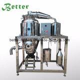 Acero inoxidable esencial aceites aromáticos destilador