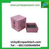 Impresos personalizados Hat Caja de regalo de cartón rígido de torta de golosinas cosmética joyas embalaje